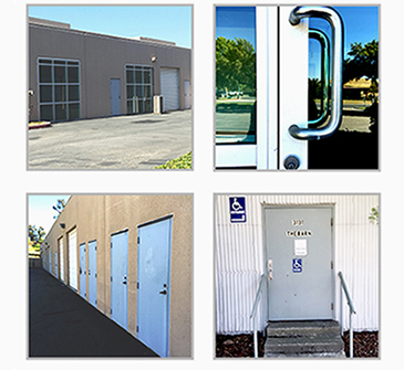 commercial doors Livermore CA